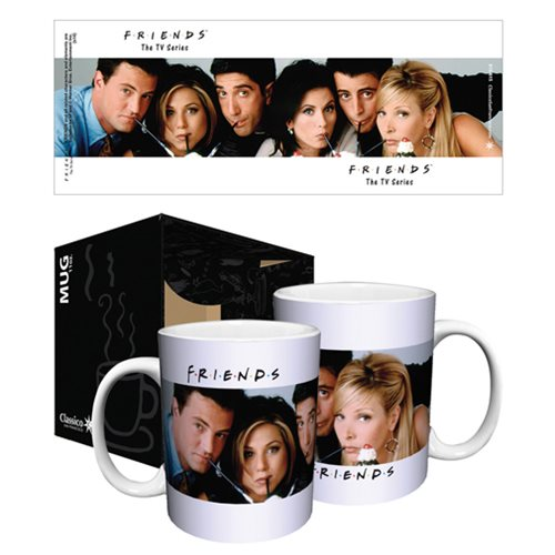 Friends Milkshakes 11 oz. Mug