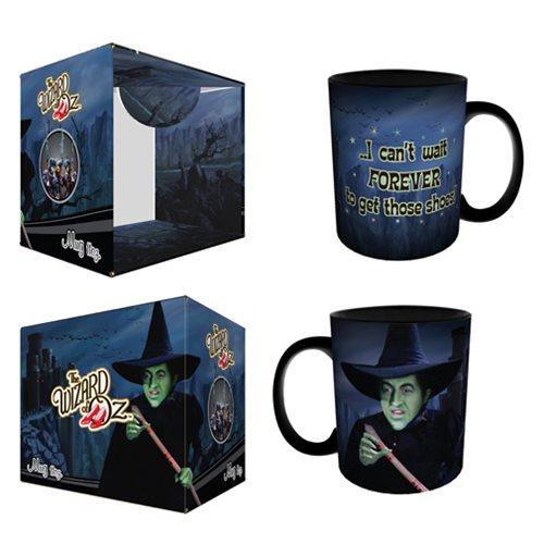 Wizard of Oz Witch Can't Wait 11 oz. Mug