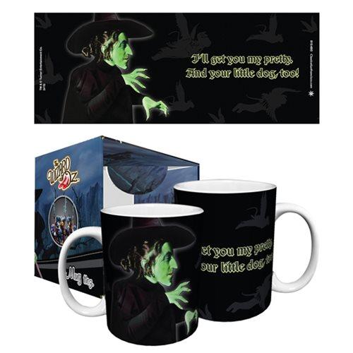 Wizard of Oz Witch Get You Pretty 11 oz. Mug