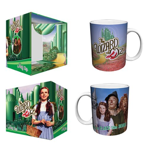 Wizard of Oz No Place Like Home 11 oz. Mug