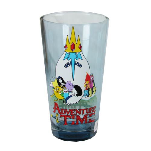 Adventure Time with Finn and Jake Movie Pint Glass