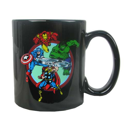Avengers Group 20 oz. Ceramic Mug