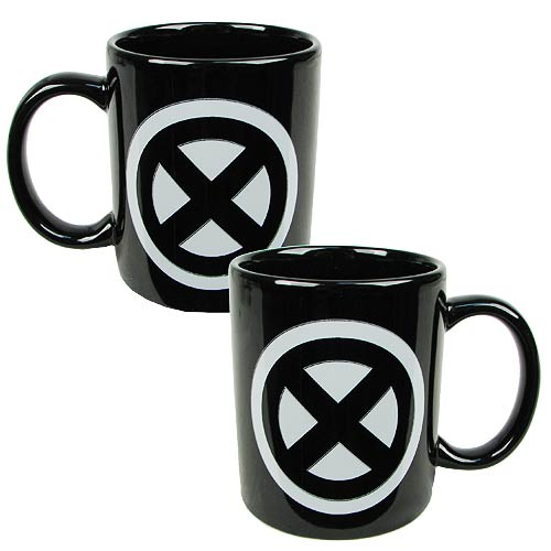 X-Men Logo 11 oz. Ceramic Mug
