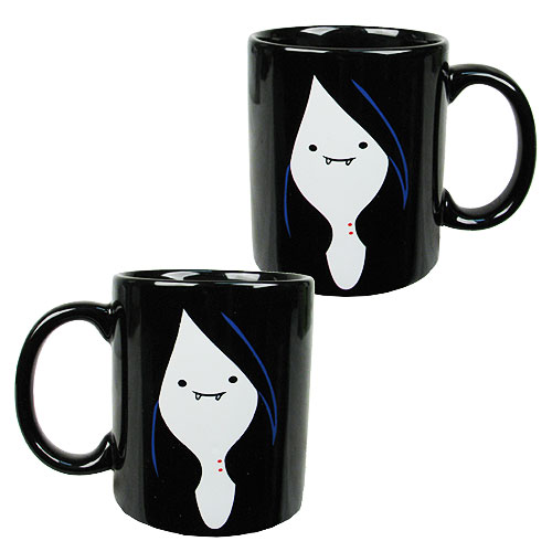Adventure Time Marceline with Fangs 11 oz. Ceramic Mug