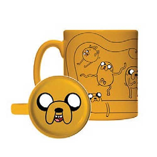 Adventure Time Jake All Over 16 oz. Ceramic Mug