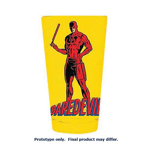 Daredevil Classic Look Pint Glass