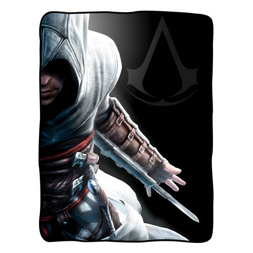 Assassin's Creed Unity Fleece Throw Blanket