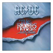 AC/DC The Razor's Edge Canvas Print