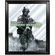 Call of Duty Modern Warfare 2 Framed Mirror Art