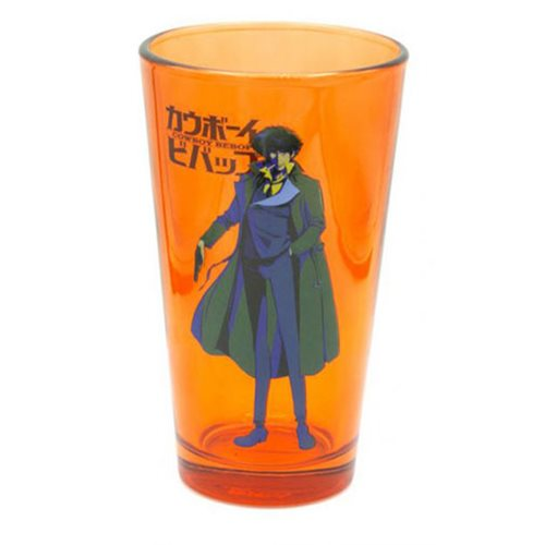 Cowboy Bebop Spike Spiegel Pint Glass