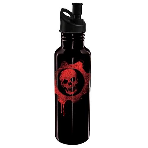 Gears of War Crimson Omen Water Bottle