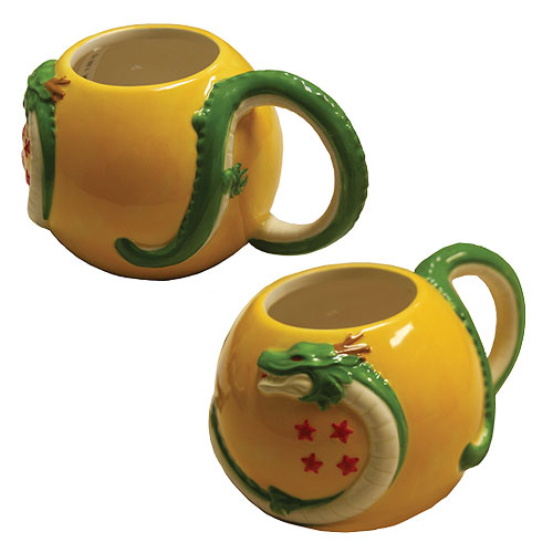 Dragon Ball Shenlong 20 oz. Molded Mug