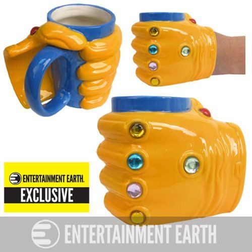 Wield Your Coffee like the Mad Titan
