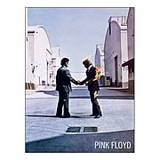 Pink Floyd Wish You Were Here Canvas Print