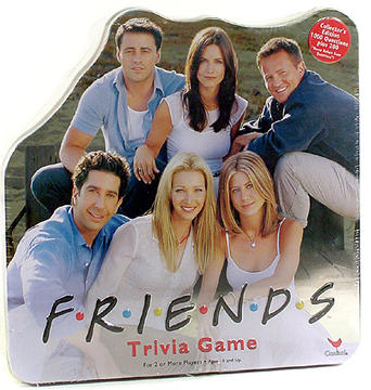 Friends Deluxe Trivia Game