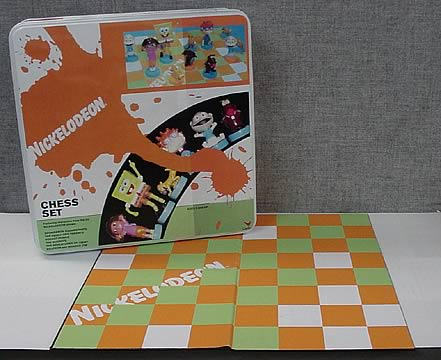 Nickelodeon Chess