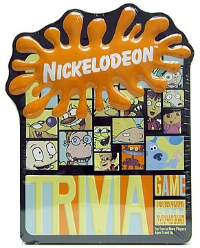 Nickelodeon Trivia Game