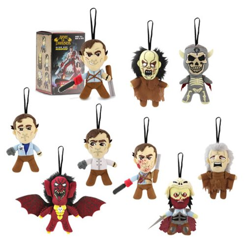 Army of Darkness Micro Plush Random Blind Display Box