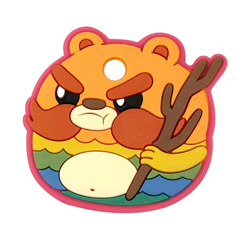 Bravest Warriors Impossibear Key Cover Key Chain
