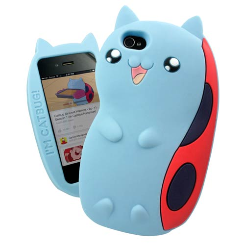 Bravest Warriors iPhone 4 and 4s Catbug Cell Phone Cover - The Coop ...