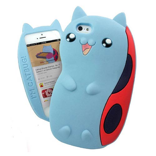 Bravest Warriors iPhone 5 and 5s Catbug Cell Phone Cover