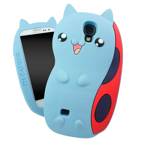 Bravest Warriors Galaxy S4 Catbug Cell Phone Cover