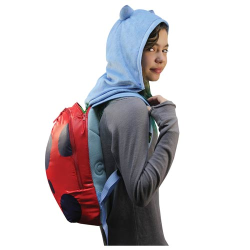 Bravest Warriors Catbug Hooded Backpack