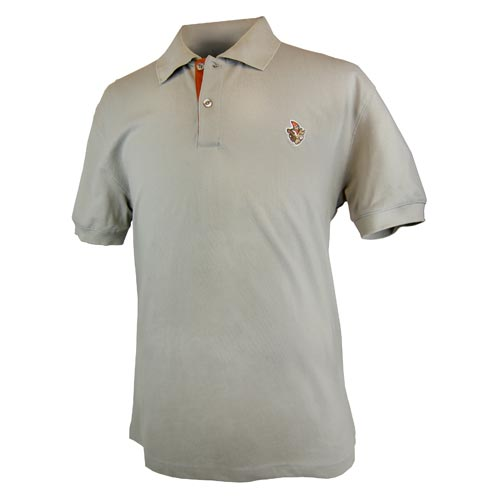 Dota 2 Dolfrat and Roshinante Gray Polo Shirt