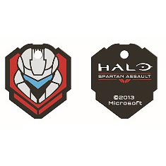 Halo Spartan Assault Keycap Key Cover
