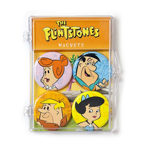 Hanna-Barbera The Flintstones Magnets
