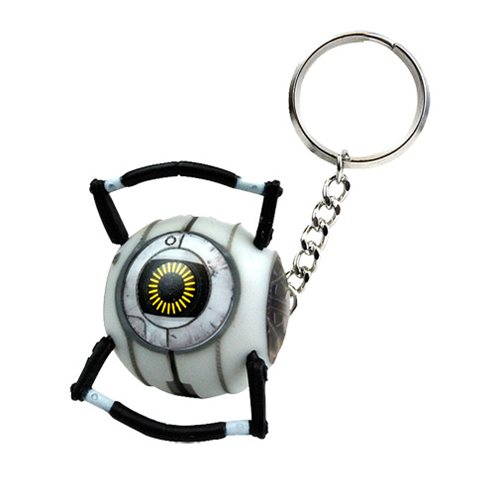 Portal 2 Space Sphere Key Chain