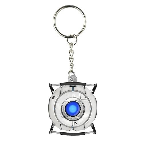 Portal 2 Wheatley Key Chain