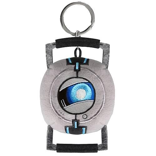 Portal Wheatley Plush Key Chain