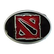 Defense of the Ancients 2 Logo Bling Belt Buckle