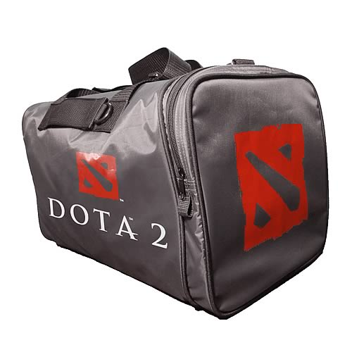 Defense of the Ancients 2 Logo Duffel Bag