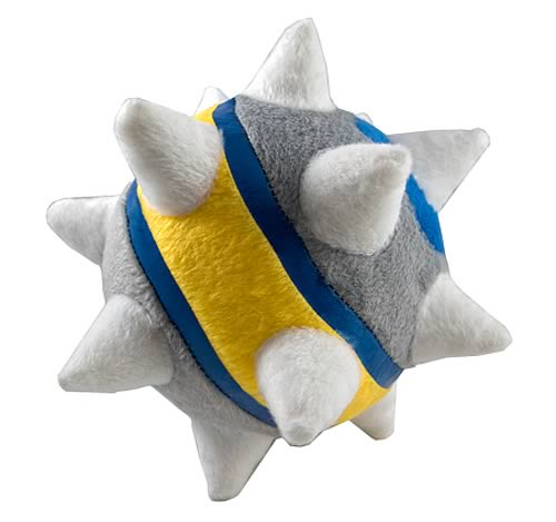 Team Fortress 2 Blu Sticky Bomb Plush