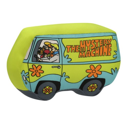 Scooby-Doo Mystery Machine Plush Dog Toy