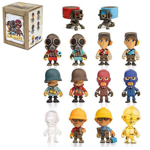 Team Fortress 2 Blind Box 3-Inch Vinyl Figure