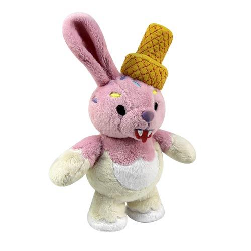 WhimWham Bunny Ice Cream Cone Vampire 10-Inch Plush