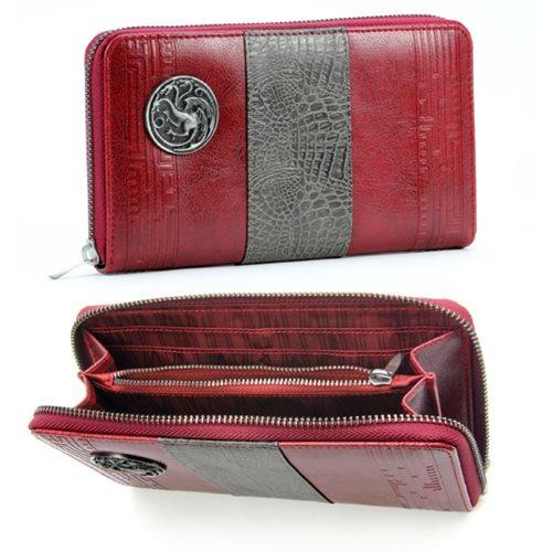 Game of Thrones House Targaryen Ladies Wallet