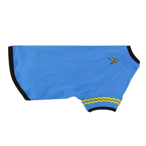 Star Trek The Original Series Spock Uniform Dog Shirt