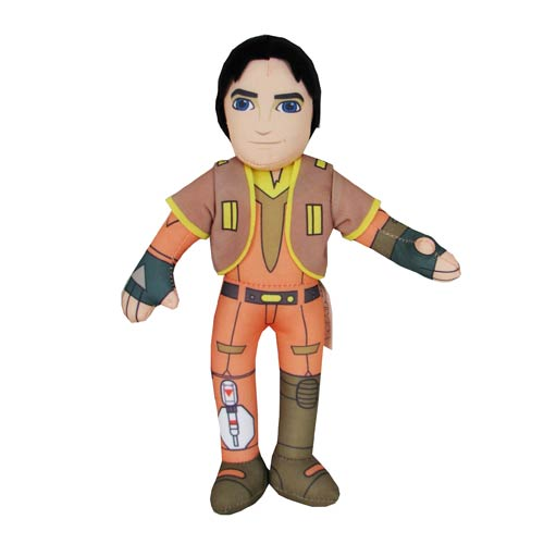 Star Wars Rebels Ezra Bridger 10-Inch Plush