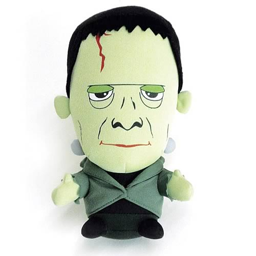 Universal Monsters Frankenstein Super Deformed Plush