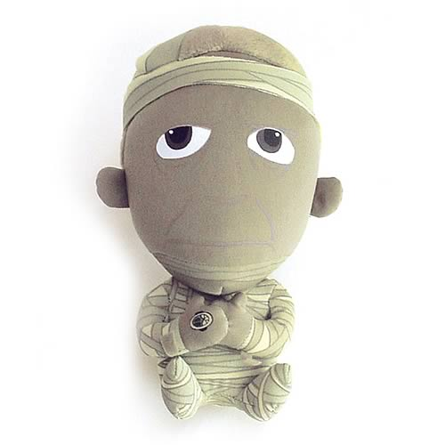 Universal Monsters Mummy Super Deformed Plush