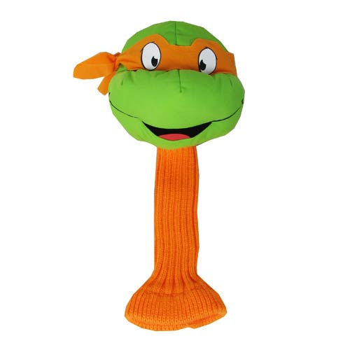 Teenage Mutant Ninja Turtles Michelangelo Golf Club Cover
