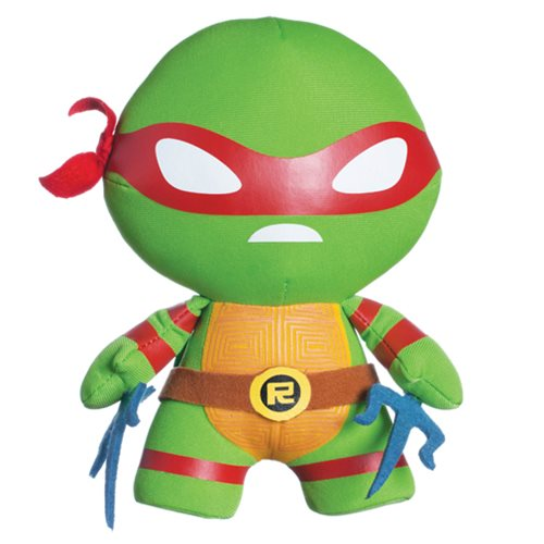 TMNT Raphael Super-Deformed 6-Inch Plush