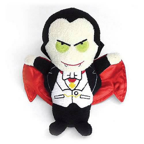 Universal Monsters Dracula Footzeez Plush