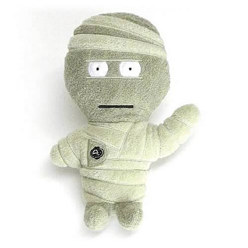 Universal Monsters Mummy Footzeez Plush
