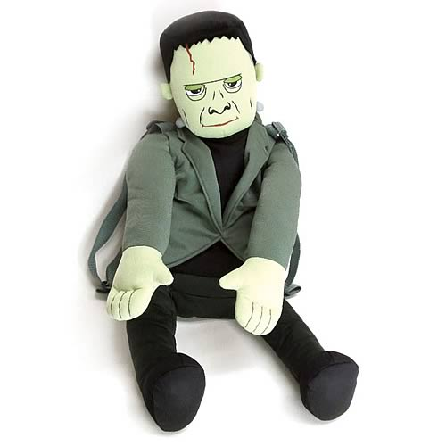 Universal Monsters Frankenstein Back Buddy