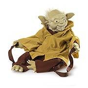 Star Wars Yoda Back Buddy